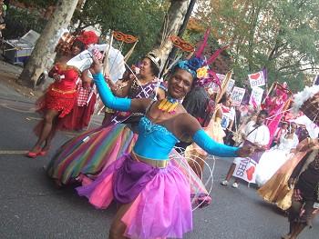 carnival troupe