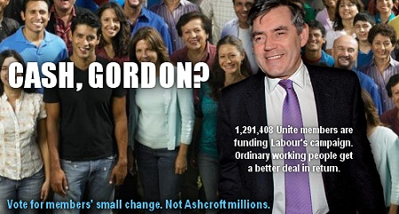 Cash, Gordon?